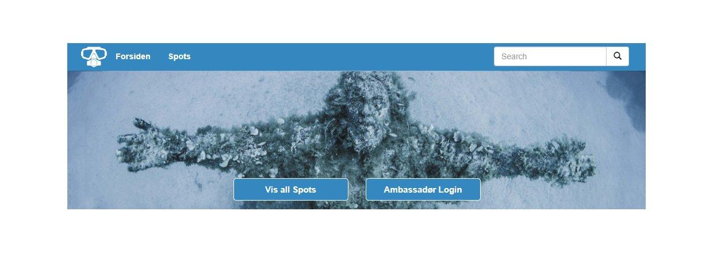 DykkerSpots APP & Website