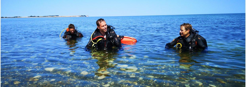 Bliv Open Water Diver